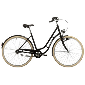 Ortler Detroit Limited - Vélo de ville Femme - noir